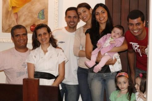 Salim, Michelle, Ed, Ruthinha, Carla, Sarah, Pablo, Ivy e Iasmin.